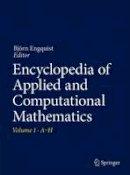 - Encyclopedia of Applied and Computational Mathematics - 9783662528723 - V9783662528723