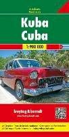 Freytag-Berndt - Cuba, Road map 1:900.000 FB 2016 - 9783707916614 - V9783707916614