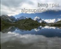 Walther, Simon, Mader, Markus - AlpsUpsidedown: Mountain Panoramas Symmetrically Doubled - 9783716518311 - V9783716518311