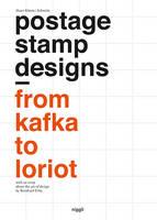 Schmitz, Hans Günter - Postage Stamp Designs - From Kafka to Loriot - 9783721209594 - V9783721209594