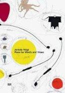 Yau, John - Jorinde Voigt: Pieces for Words and Views - 9783775734738 - V9783775734738