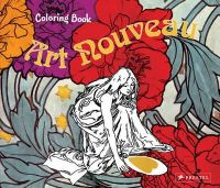 Goldner, Rahel - Art Nouveau Colouring Book - 9783791341019 - V9783791341019