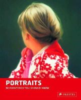 Finger, Brad - Portraits: 50 Paintings You Should Know - 9783791349800 - V9783791349800