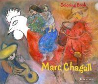 Kutschbach, Doris - Coloring Book Chagall - 9783791370057 - V9783791370057