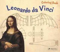 Annette Roeder - Leonardo Da Vinci: Coloring Book - 9783791370651 - V9783791370651