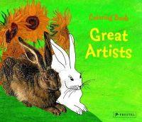Annette Roeder - Coloring Book: Great Artists - 9783791370897 - V9783791370897