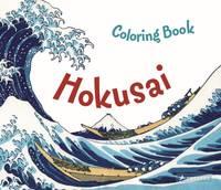 Krause, Maria - Coloring Book Hokusai - 9783791372150 - V9783791372150