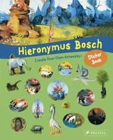 Tauber, Sabine - Hieronymus Bosch: Sticker Book - 9783791372419 - V9783791372419