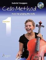 Koeppen, Gabriel - Cello Method. Lesson Book 1. Lehrbuch mit CD - 9783795709761 - V9783795709761