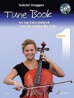 Koeppen, Gabriel - Cello Method 1. Spielbuch mit CD - 9783795709785 - V9783795709785