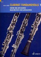 Wehle, Reiner - Clarinet Fundamentals - 9783795758042 - V9783795758042