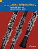 Wehle, Reiner - Clarinet Fundamentals - 9783795758059 - V9783795758059