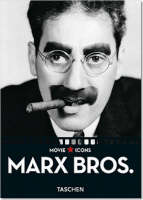 Keesey, Douglas - Marx Brothers (Movie Icons) - 9783822822197 - 9783822822197