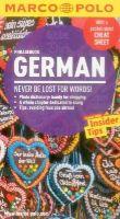 Marco Polo - German Marco Polo Phrasebook (Marco Polo Phrasebooks) - 9783829708234 - V9783829708234
