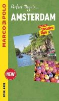 Marco Polo - Amsterdam Marco Polo Guide (Marco Polo Spiral Travel Guides) - 9783829755009 - V9783829755009