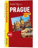 Marco Polo - Prague Marco Polo Spiral Guide - 9783829755290 - V9783829755290