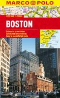 Marco Polo Travel Publishing - Boston Marco Polo City Map - 9783829769631 - V9783829769631