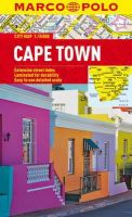 Marco Polo - Cape Town Marco Polo City Map - 9783829769679 - V9783829769679