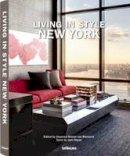 Vanessa von Bismarck - Living in Style New York - 9783832798048 - V9783832798048