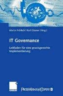 - IT-Governance: Leitfaden für eine praxisgerechte Implementierung (German Edition) - 9783834903259 - V9783834903259