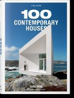 Philip Jodidio - 100 Contemporary Houses - 9783836557832 - V9783836557832
