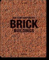 Jodidio, Philip - 100 Contemporary Brick Buildings - 9783836562355 - V9783836562355