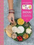 Sandra Salamandjee - India!: Recipes from the Bollywood Kitchen - 9783848009947 - 9783848009947