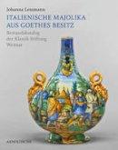 Lessmann, Johanna - Italienische Majolika Aus Goethes Besitz - 9783897903869 - V9783897903869