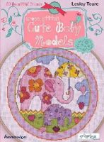 Teare, Lesley - Cross Stitch Cute Baby Models: 20 Beautiful Frames - 9786055647483 - V9786055647483