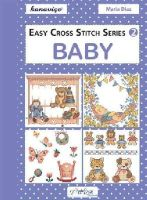 Diaz, Maria - Easy Cross Stitch Series 2: Baby - 9786055647506 - V9786055647506