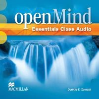 Dorothy Zemach, Ingrid Wisniewska - OpenMind Essentials Level - 9786074732634 - V9786074732634
