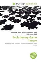 - Evolutionary Game Theory - 9786132505736 - V9786132505736