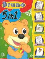 Sterling Publishers - Bruno 5 in 1 - 9788120760622 - V9788120760622