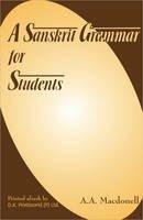 Macdonell, Arthur Anthony - Sanskrit Grammar for Students - 9788124600955 - V9788124600955