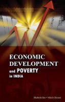 SEN, BHABESH - Economic Development & Poverty in India - 9788177082920 - V9788177082920