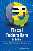 Agarwal, Pratibha - Fiscal Federalism in India - 9788177082937 - V9788177082937