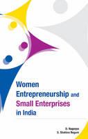 Nagayya, D., Begum, S. Shahina - Women Entrepreneurship & Small Enterprises in India - 9788177083033 - V9788177083033