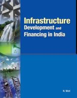 Mani, N. - Infrastructure Development and Financing in India - 9788177083095 - V9788177083095