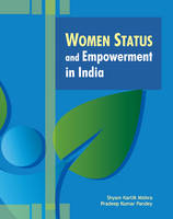 Mishra, S. K. - Women, Status & Empowerment in India - 9788177083132 - V9788177083132