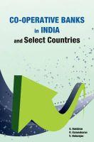 Nakkiran, S., Karunakaran, R., Natarajan, V. - Co-operative Banks in India and Select Countries - 9788177083750 - V9788177083750