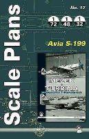 - Avia S-199 (Scale Plans) - 9788363678715 - V9788363678715