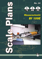 Karnas, Dariusz - Scale Plan No. 24 Messerschmitt Bf 109E (Scale Plans) - 9788363678852 - V9788363678852