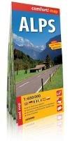 ExpressMap Polska Sp. z o.o. - Alps Rv R Wp (Express Maps) (French Edition) - 9788375460803 - V9788375460803