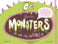 Escandell, Victor - Sweet Monsters of the World: Make Your Own Paper Animals - 9788415967750 - V9788415967750