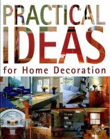 - Practical Ideas for Home Decoration - 9788495832672 - 9788495832672