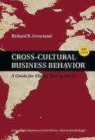Gesteland, Richard R. - Cross-Cultural Business Behavior: A Guide for Global Management (Fifth Edition) - 9788763002387 - V9788763002387