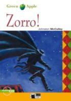 McCulley, Johnston - Zorro! (Green Apple Starter) - 9788853002198 - V9788853002198