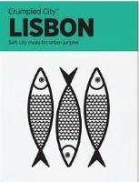 Crumpled City Maps - Lisbon Crumpled City Map - 9788890573255 - V9788890573255