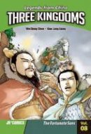 Wei Dong Chen - Three Kingdoms Volume 08: The Fortunate Sons - 9788998341213 - V9788998341213