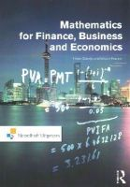 Dondjio, Irenee; Krasser, Wouter - Mathematics for Finance, Business and Economics - 9789001818623 - V9789001818623